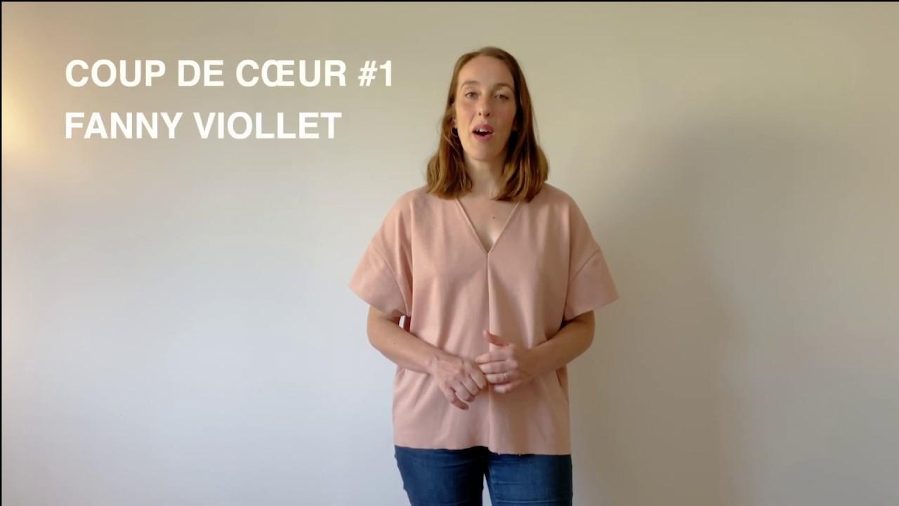 Coup de cœur #1 pour Fanny Viollet