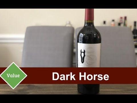 Dark Horse Value Wine