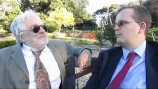 Henryk M. Broder und Oliver Marc Hartwich in Sydney, New South Wales