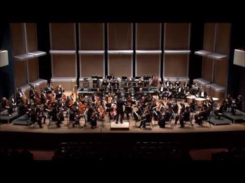 University of Minnesota Symphony Orchestra plays Liszt