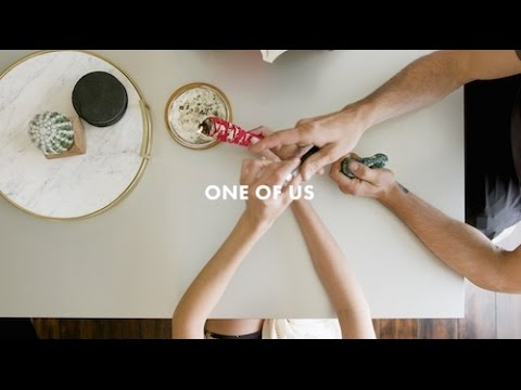 New Politics - One Of Us (Lyric Video)