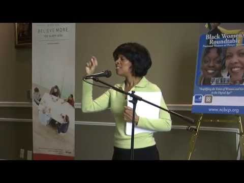 NCBCP Black Women's Roundtable Highlight 2013