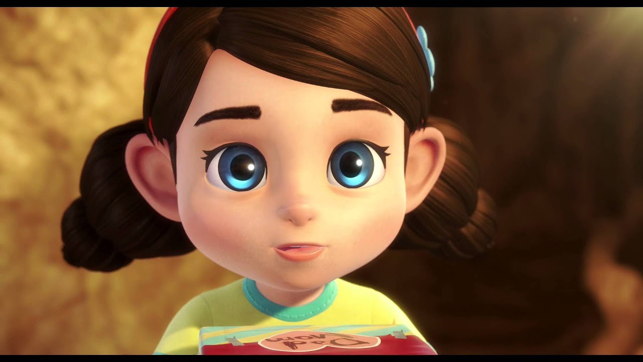 """THE GIFT"" GDC2016 Trailer (created using ""MARZA Movie Pipeline for Unity"")"