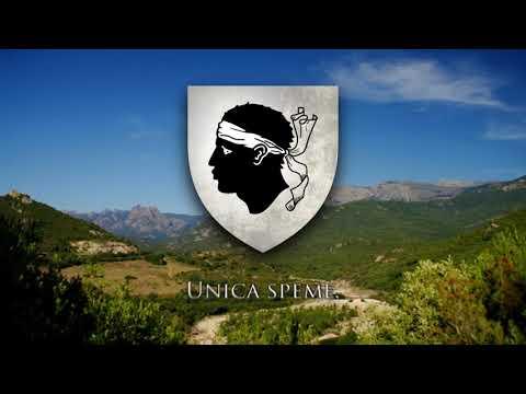 Diu Vi Salvi Regina (Anthem Of Corsica)
