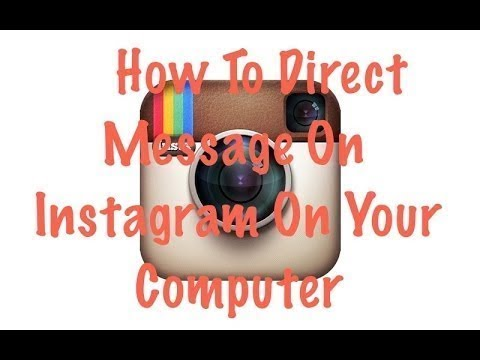 How To Use Direct Message(DM) On Instagram In PC | 100% Working | For Google Chrome Users