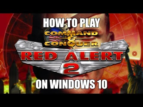 How To Play C&C Red Alert 2 On Windows 10!