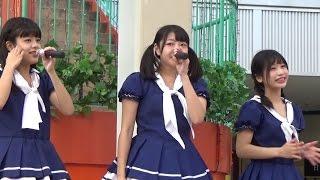 チャチャタウン小倉1Fステージ 1曲目 未来少女A 佐々木えりなを中心に撮...