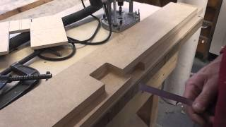 How To Make A Router Table Fence.m2ts