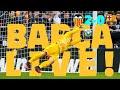 ⚽ Valencia 2 - 0 Barça | BARÇA LIVE: Warm Up & Match Center #ValenciaBarça