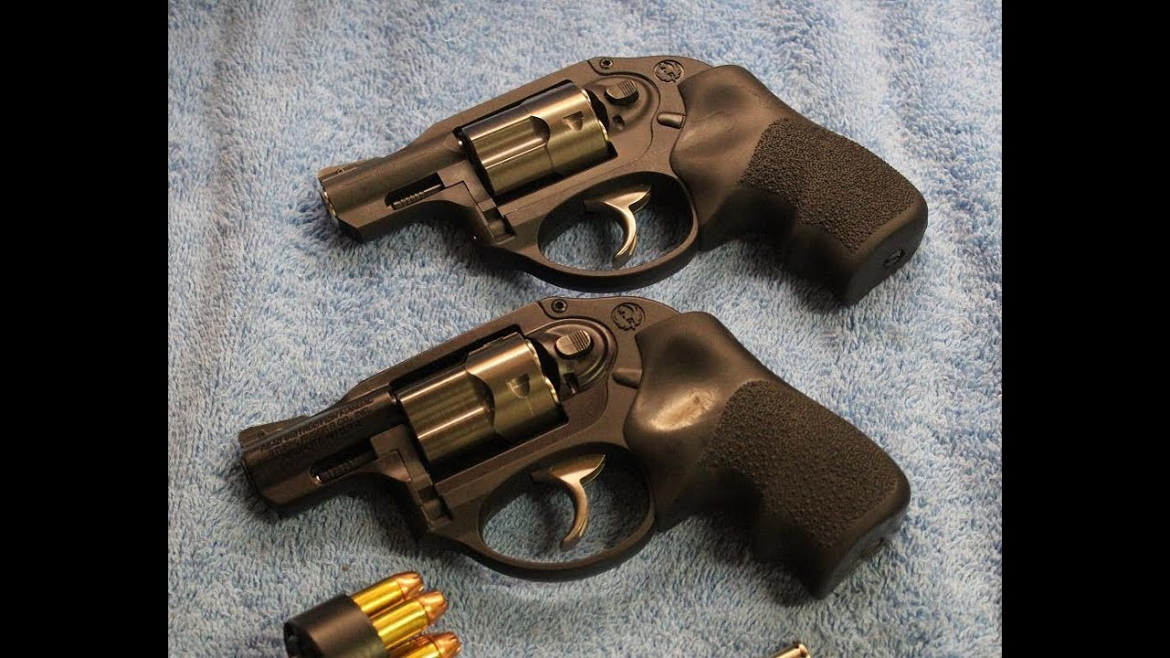 REVIEW - Ruger LCR 357 & 38 Special +P - The Lighthouse ...