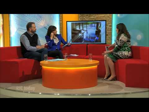 Relax Ireland Irish Travel RTE Today Show Travel Segment