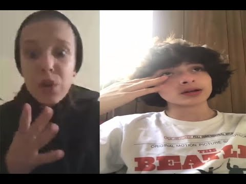 Millie bobby brown is angry at finn wolfhard and heres why