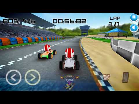 3d kart google Rush Kart Racing 3D   Apps on Google Play 3d kart google