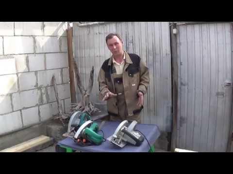Стационарная циркуляционная пила: принцип работы и простая пошаговая инструкция самостоятельной сборки