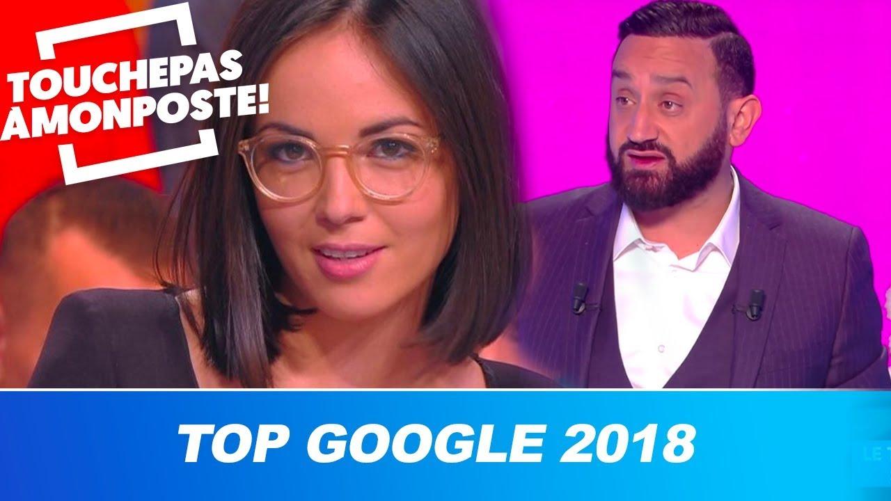 Top des recherches Google en 2018 : Agathe Auproux sur le podium !