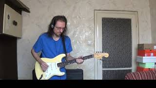 Yngwie Malmsteen - Bedroom Eyes guitar cover