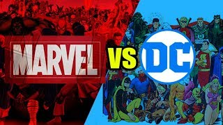 MARVEL VS DC | FUSI KOMBAT