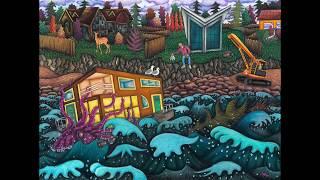 Matt Lome ~ Sea Squid Animated Music Video