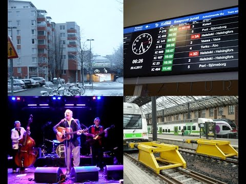 Helsinki ⇄ Tampere * 29/30.04.2017 * Videos * Photos * Wildfire Willie and The Ramblers Gig