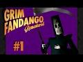 Catch a Ride with DEATH | Grim Fandango #1