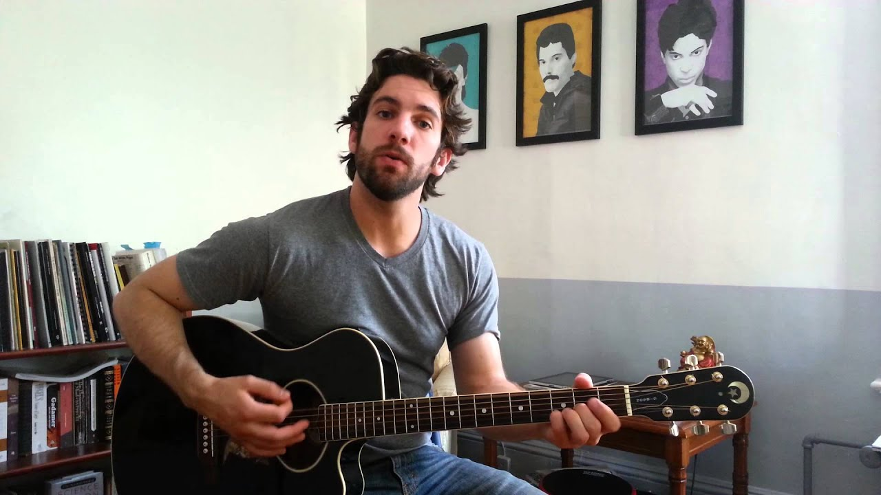 The Civil Wars The One That Got Away Guitar Chords Lesson By