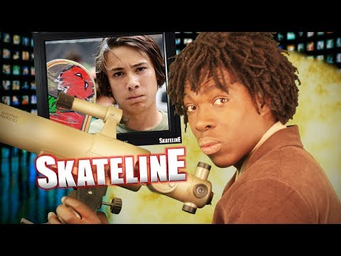 SKATELINE - Trevor Colden Pro, Jordan Hoffart, Ronnie Creager, Supreme Cherry And More...