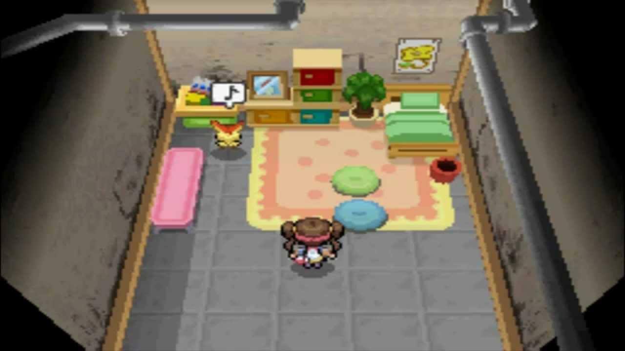 pokemon black 2 white 2 liberty garden with victini youtube - Liberty Garden
