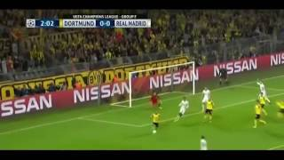 боруссия Д - Реал 2:2. Обзор матча. 27.09.2016
