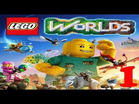 Lego World 1 Ich Werde Meisterbauer German Let S Play Youtube