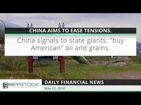 KeyStock - Daily financial news 25-05-18