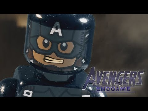 Avengers: Endgame - Trailer #2 IN LEGO