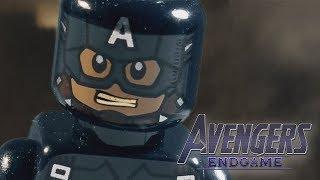 Avengers: Endgame - Trailer #2 IN LEGO