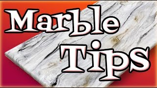 Awesome Epoxy Marble Tips You SHOULD KNOW
