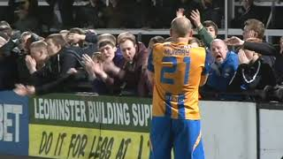 My Best Match winner: Hereford 1-2 Stags