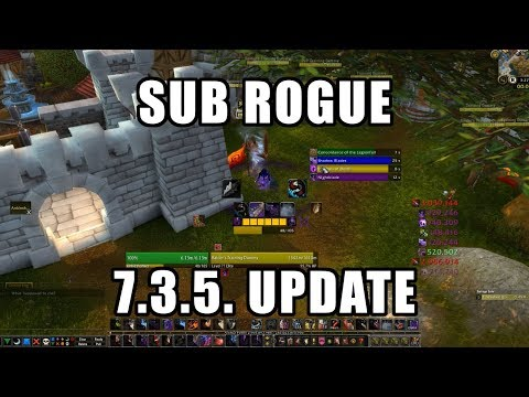 Sub Rogue 7.3.5 Mini-Guide