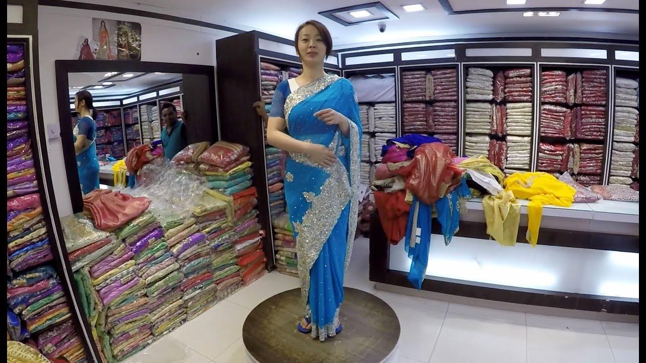 Kandy Fashion Kadawatha Saree