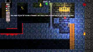 99 Levels To Hell Game Short Initial Gameplay (2014, Z Axis Games)