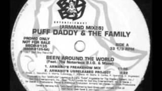 Puff Daddy - Been Around The World (Armand Van Helden Remix)