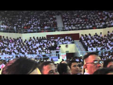 統一教會所舉辦的跨宗教和平祝福典禮-菲律賓