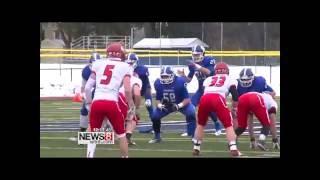 Jasen Rose - QB - #20 - Class of 2016 - Junior Highlights - Southington High School thumbnail