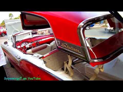 1957 Ford Convertible Hardtop