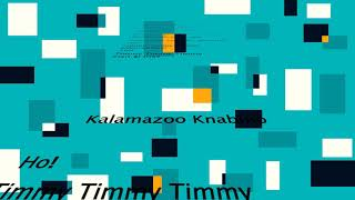 The Men - Kalamazoo Knabino - lyrics video in Esperanto