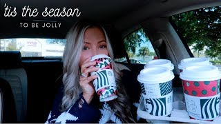 I Tried Every Holiday Item At Starbucks