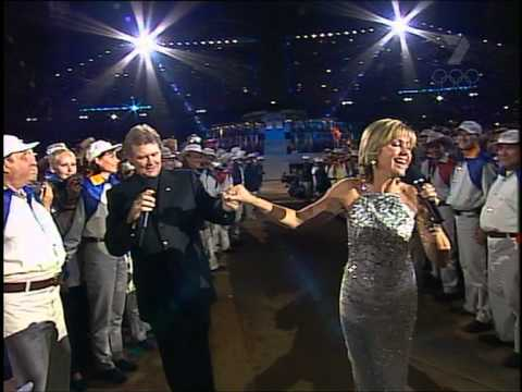 Sydney 2000 Opening Ceremony Part 10 Dare to Dream