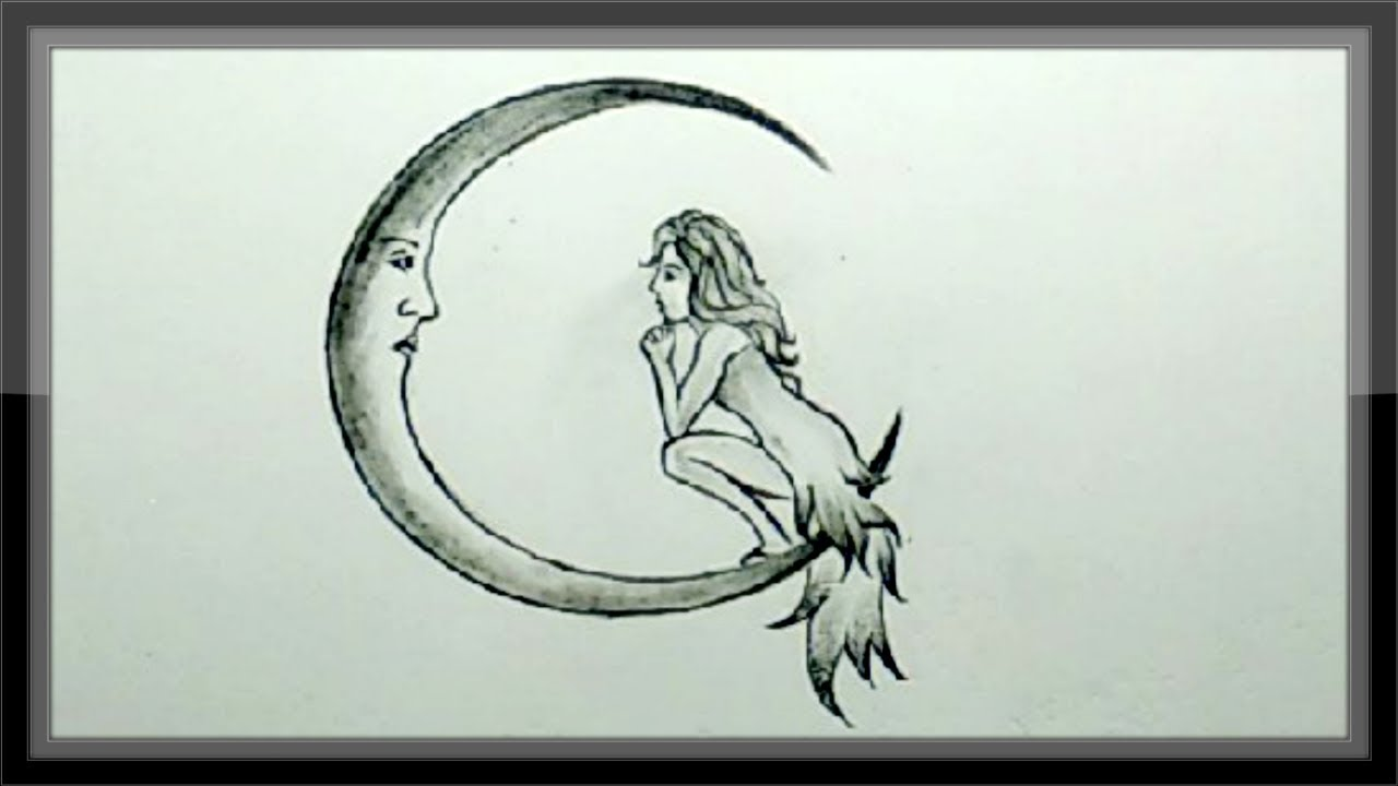 Cool Pencil Drawing A Beautiful Picture Simple And Easy Youtube