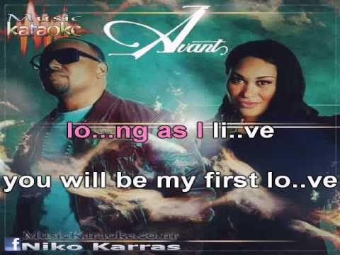 Download AVANT   MY FIRST LOVE