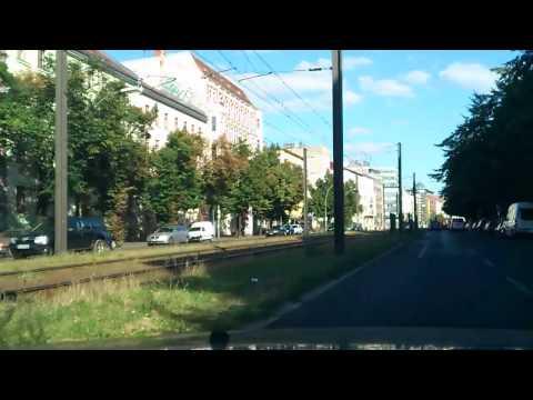 Driving through Berlin  Part 2 / Autofahrt durch Berlin Teil 2