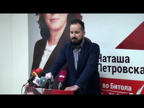 Tv Tera Bitola - SDSM slavi vo Bitola 15 10