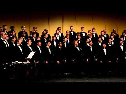 UNCC Men's Choir 'Shoshone Love Song'