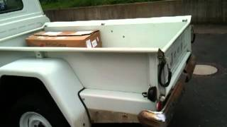 Kaiser Jeep Gladiator Pickup 1965 B&S Automobile Wesseling
